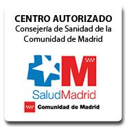 Centro Sanitario Autorizado por la Comunidad de Madrid