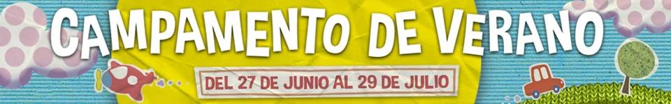 Campamento verano 2016 Sanchinarro - Las Tablas